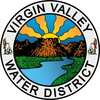 Virgin Valley Water District Logo